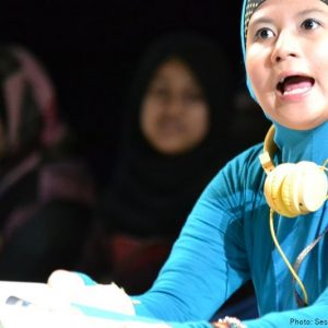 "Asia Series Vol.3: Malaysia Performance The Instant Café Theatre Company ""NADIRAH"""